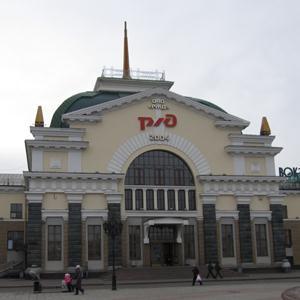 Железнодорожные вокзалы Балаково